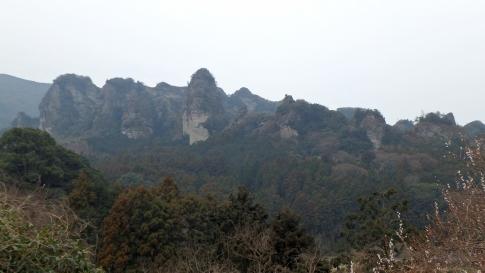 国東半島(両子山・中山仙境・熊野磨崖仏) 143-001