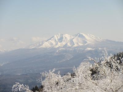 藻琴山キャンプ場から登り(斜里岳)
