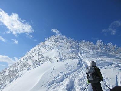 藻琴山山頂2
