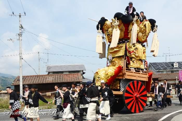丹原春祭り(恵美洲神社春祭り)
