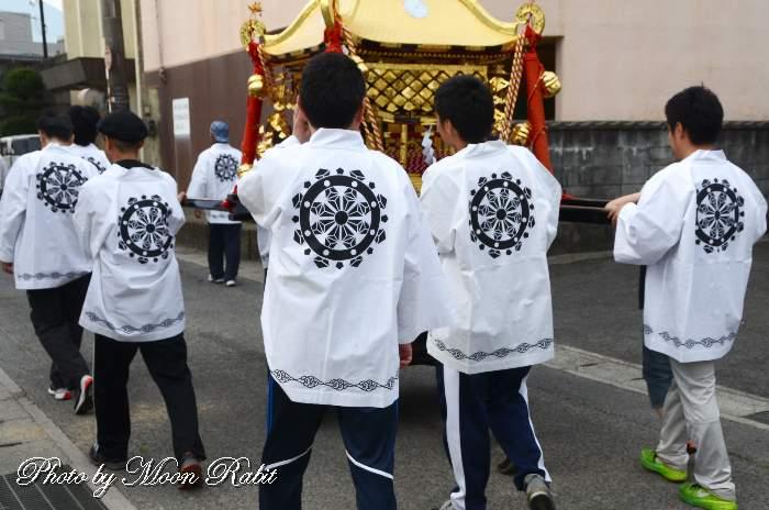 半被 風伯神社 祭り装束