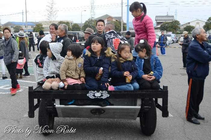 喜多町屋台(だんじり) 台車