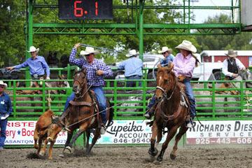 blog (6x4@300) Yoko 119 Livermore Rodeo, Local Team Roping 1, Johni & Doug Santucchi (NT) 2_DSC7135-6.11.16.(4).jpg