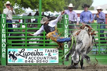 blog (6x4@300) Yoko 119 Livermore Rodeo, Saddle Bronco 5, Justin Lawrence (NS Sanger, CA) 2_DSC7299-6.11.16.(4).jpg