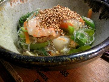 blog Dinner, Harusame with Shrimp_DSCN3312-11.5.16.jpg