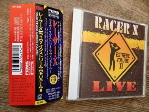 Racer X(Live Extreme VolumeⅡ)