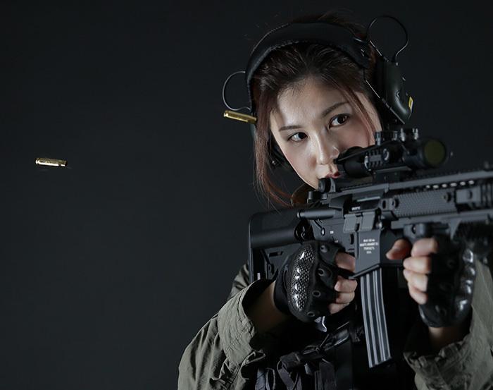 智美:撃つ
