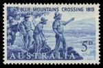 オーストラリア・ブルーマウンテン越え150年