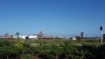 ナンディ国際空港・駐機場