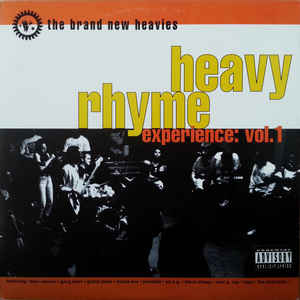 The Brand New Heavies Heavy Rhyme Experience, Vol1