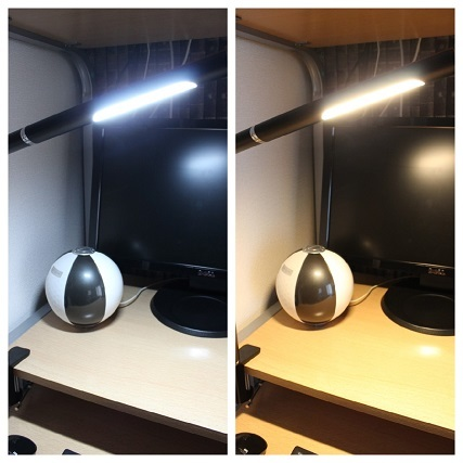 LEDライトデスク (6)