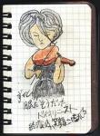 眠たいバイオリニスト