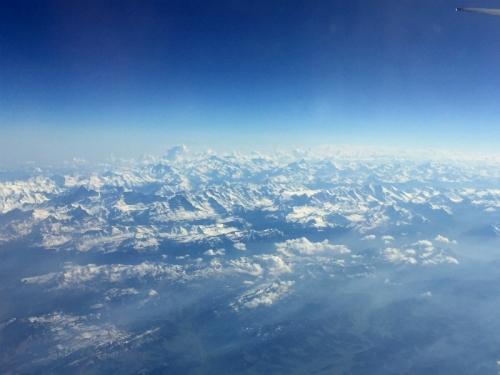 スイスアルプス