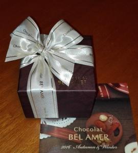 BEL AMERのチョコレート1