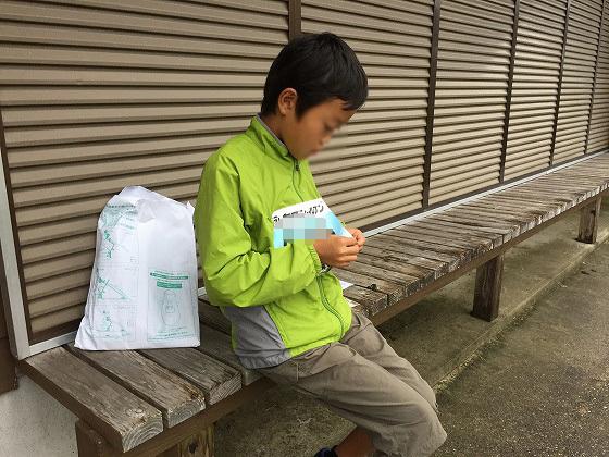 20161023綾・照葉樹林マラソン(3)準備