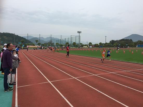 20161120つわぶきハーフマラソン(6)ゴール