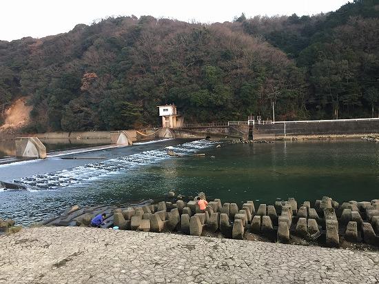 20170104テナガエビ釣り(2)