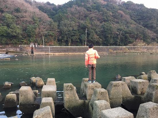 20170104テナガエビ釣り(3)