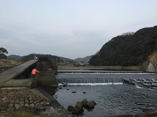 20170104テナガエビ釣り(4)