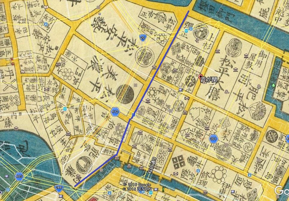 ③桜田通り(内堀─外堀)