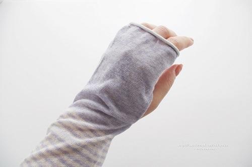s-指が通せるアームカバー 2016-3