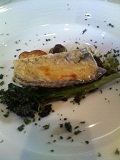クラリタ_魚料理