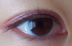 ラブミーピンクを塗ってみた。
