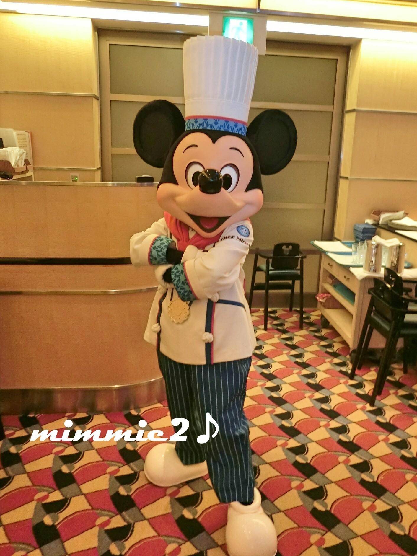 祝34周年☆シェフミッキーのワンショ♪