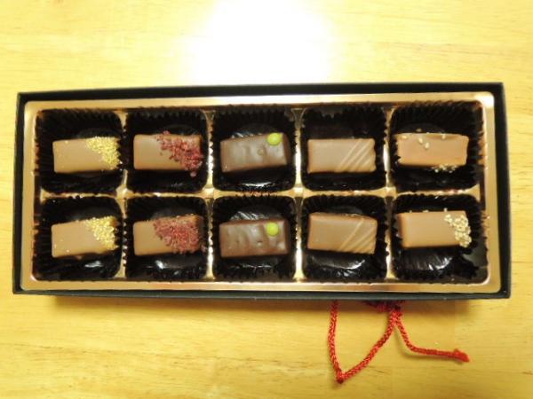 ロイスダール バレンタインチョコレート(近鉄生駒チョコ) (8)