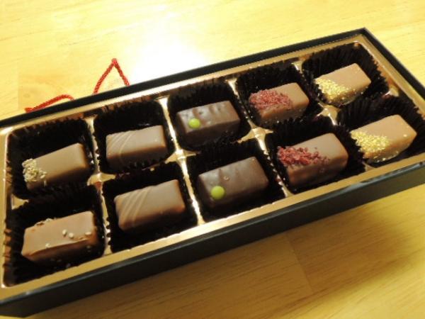 ロイスダール バレンタインチョコレート(近鉄生駒チョコ) (9)