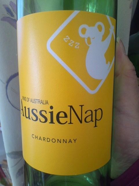 AussieNap CHARDONAY(オージー ナップ シャルドネ)