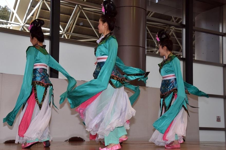 神戸国際中国踊り#1 (4)