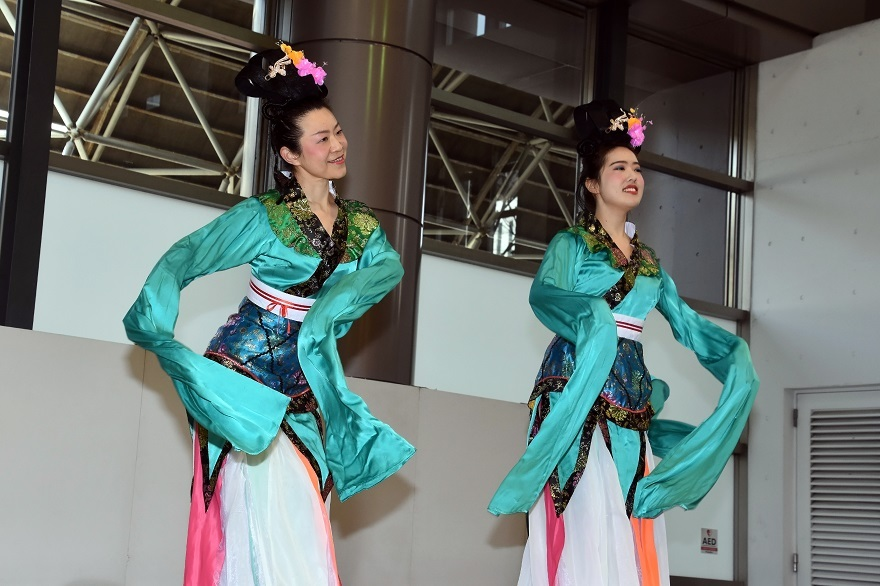 神戸国際中国踊り#1 (7)