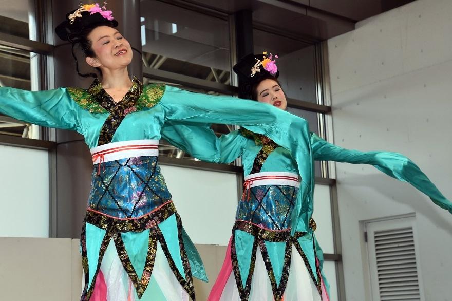 神戸国際中国踊り#1 (9)