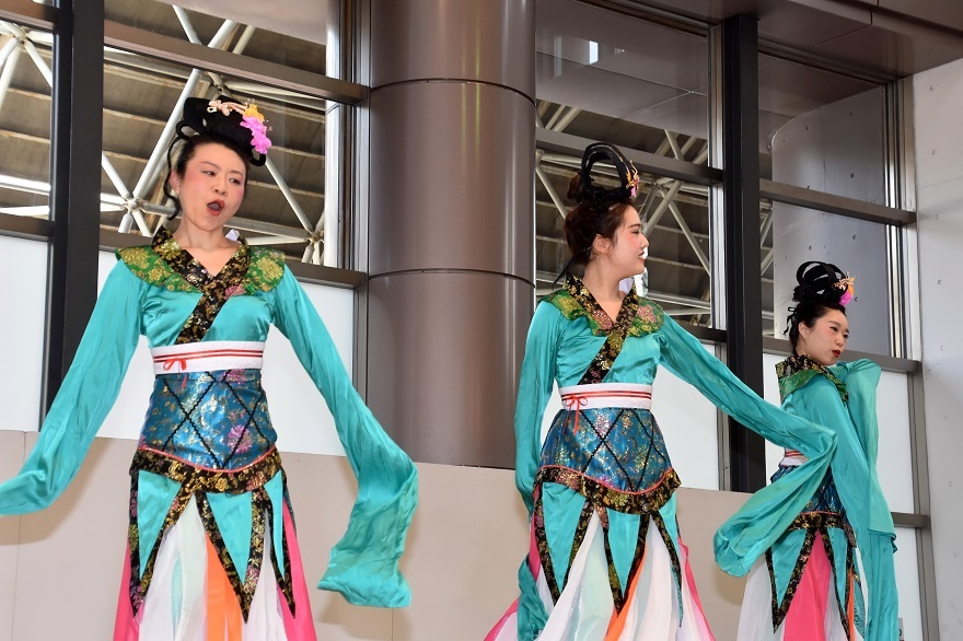 神戸国際中国踊り#1 (10)