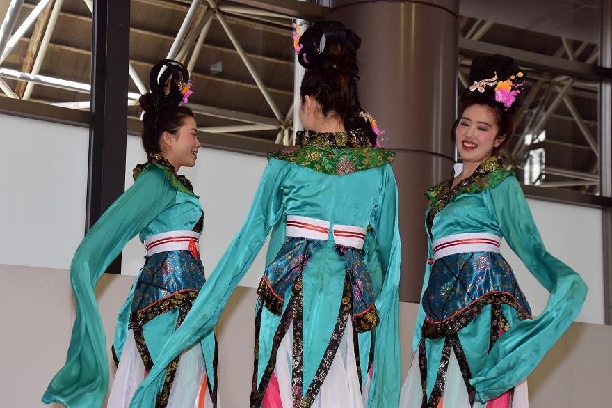 神戸国際中国踊り#1 (14)