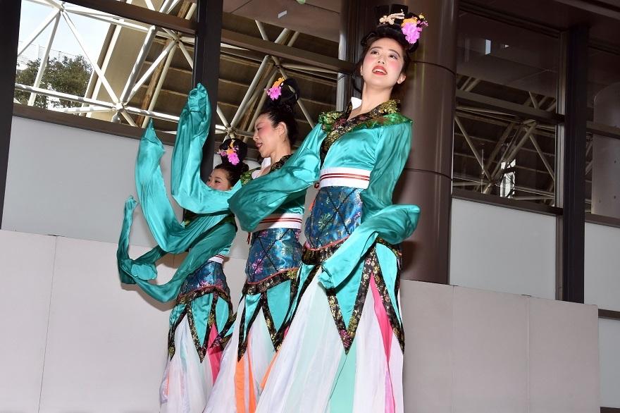 神戸国際中国踊り#1 (15)