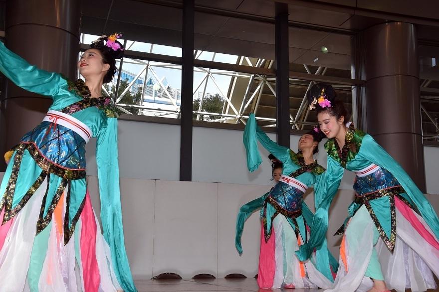 神戸国際中国踊り#1 (16)