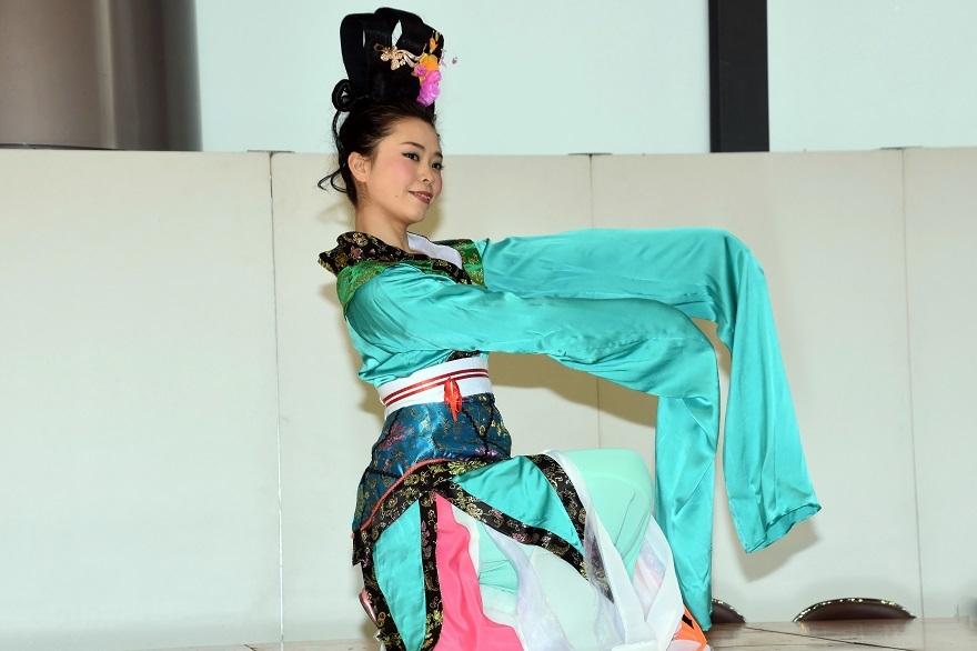 神戸国際中国踊り#1 (22)