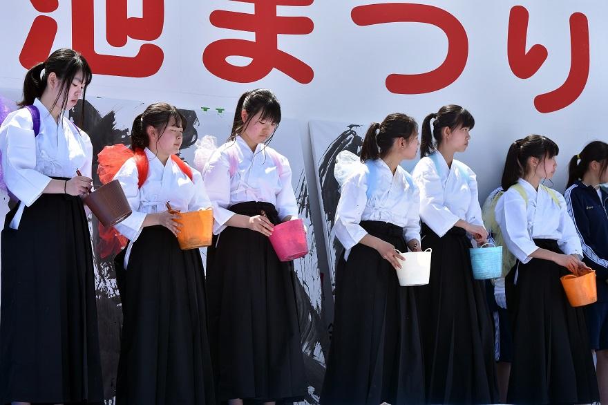 狭山池・書道 (10)