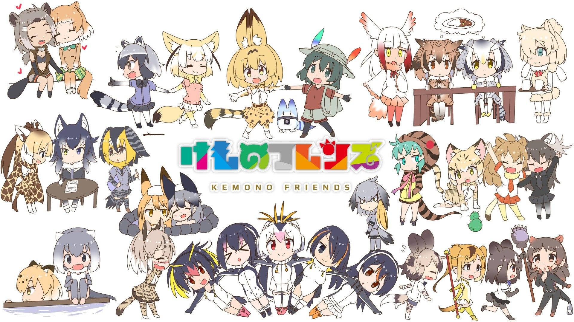 けものフレンズ Kemono Friends No 432 厳選アニメ壁紙 2017