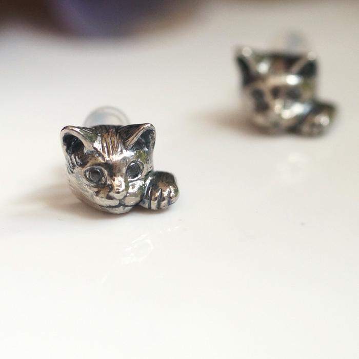 NEW★まねき猫ピクシーのイヤリング