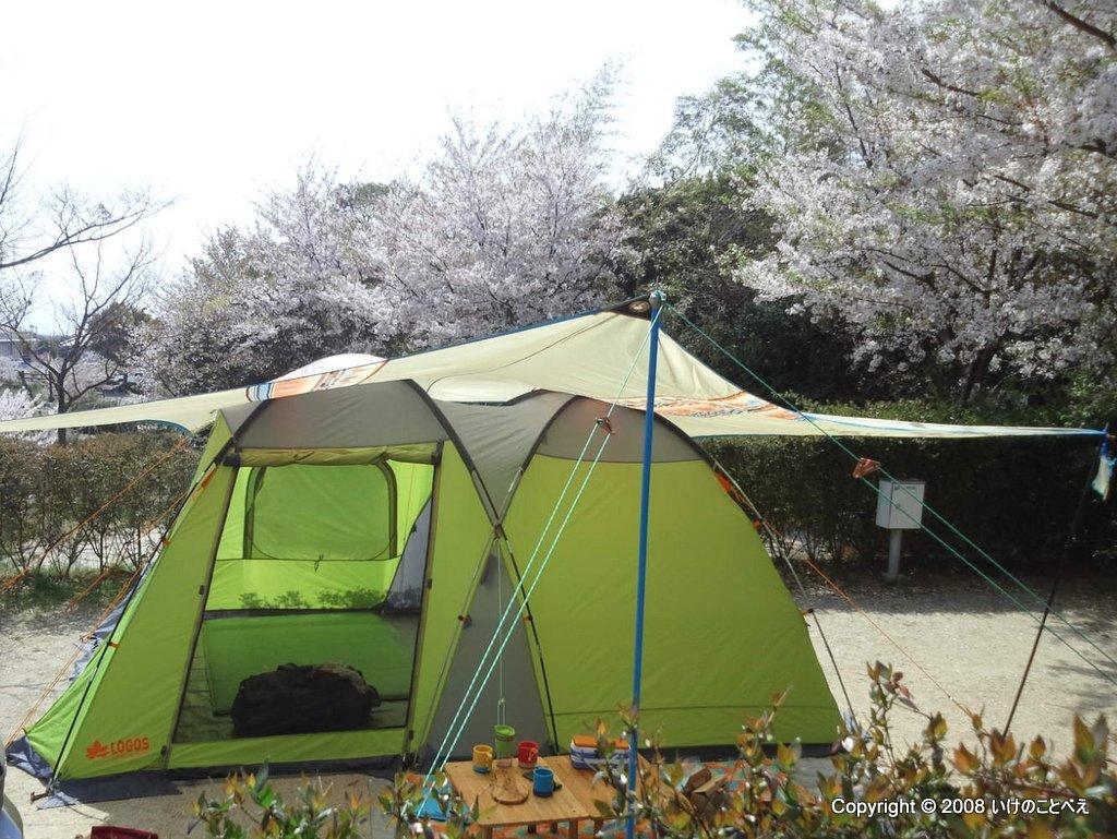 キャンプ日付順インデックス