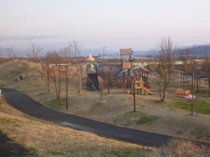 子供を遊ばせるには良い場所です。