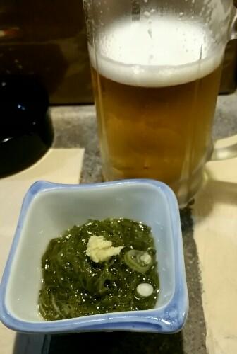 銀だらの西京焼きで日本酒!いうことなし!
