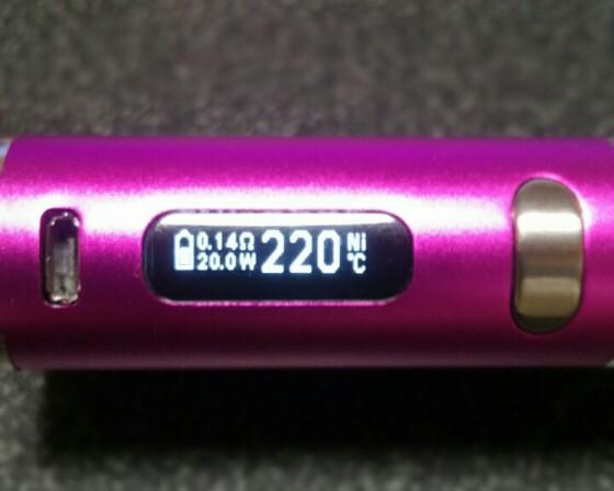 電子タバコVAPE(ベイプ) iStick Pico(アイスティックピコ)を買ったので吸ってみた!今日からこれでVAPING!