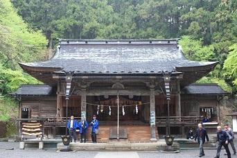 子持神社(群馬県渋川市) | 古今東西 御朱印と散策