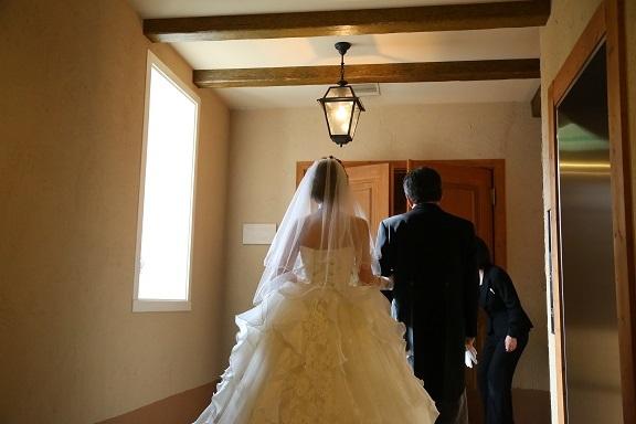 お父さん 結婚式