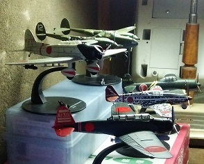 飛行機コレクション