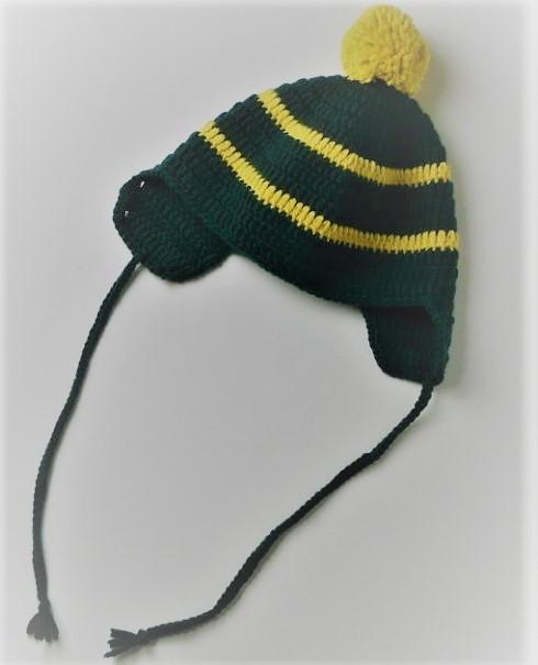1682ブランドベビーニット帽2